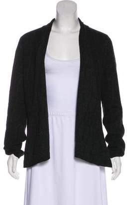 Eileen Fisher Long Sleeve Open Front Sweater