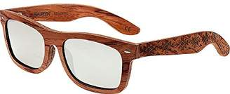 Earth Wood ESG005R Maya Polarized Sunglasses