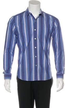 Louis Vuitton 2016 Striped Shirt