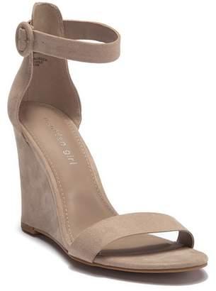 Madden-Girl Wilmarr Ankle Wedge Sandal