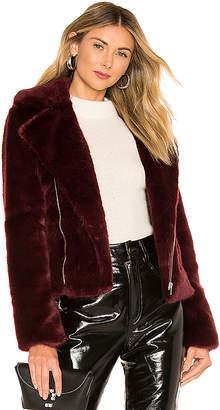 Alexis Shura Faux Fur Jacket