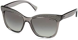 Ralph Lauren Ralph by Women's Plastic Woman Sunglass Polarized Square