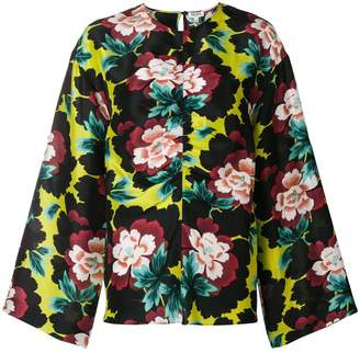 Kenzo wide sleeved blouse