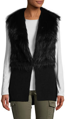Ramy Brook Felicia Knit Vest