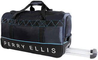 "Perry Ellis 24"" Rolling Duffel"
