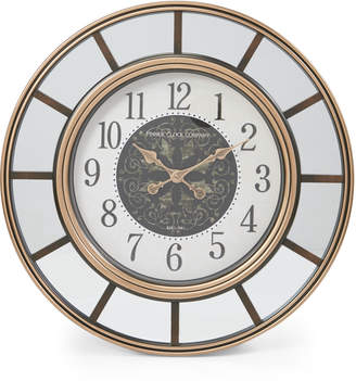Elico Ltd Glass Wall Clock
