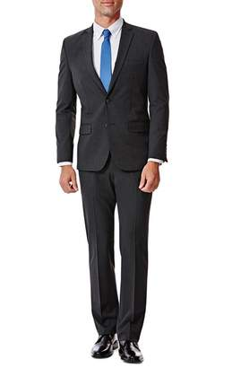 Haggar Gabardine 4-Way Stretch Slim Fit 2-Button Suit Separate Coat