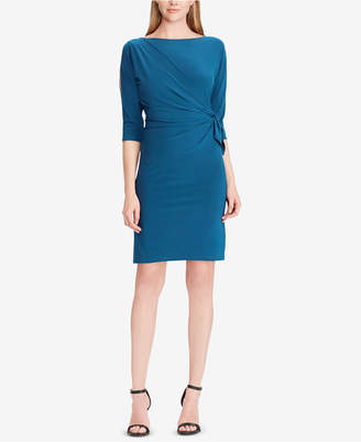 American Living Tie-Front Dress