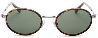 Persol Women's Sartoria Round Sunglasses, 52mm