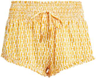 Paloma Blue Paloma Gold Shorts