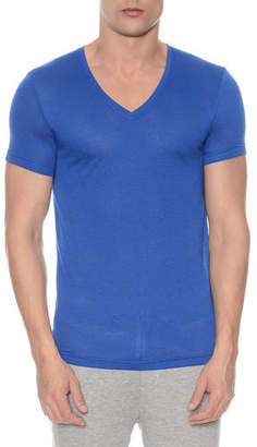 2xist Mesh V-Neck T-Shirt