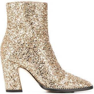 Jimmy Choo Mavin 85mm boots