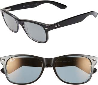 91ecc7415b Ray-Ban  New Wayfarer  55mm Sunglasses