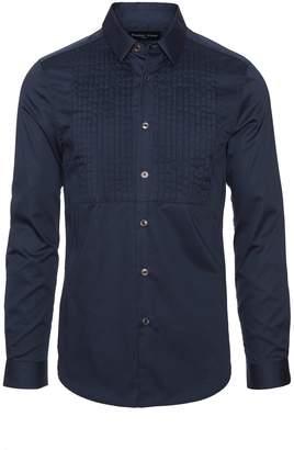 Paisley & Gray Long Sleeve Slim Fit Tuxedo Shirt