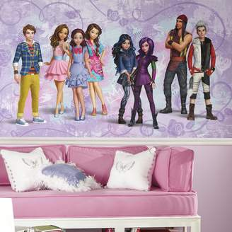 Mural Roommates Disney's Descendants Wall by RoomMates