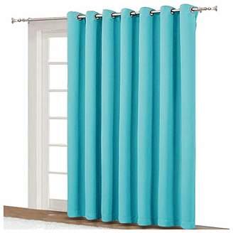 NICETOWN Sliding Glass Door Curtains - Patio Door Blinds
