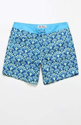 """Mr.Swim Mr Swim Aloha 16"""" Boardshorts"""