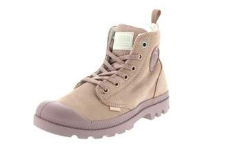 Palladium Pampa Hi Zip WL Womens Rose Dust Boots-UK 6