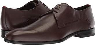 HUGO BOSS HUGO by Men's Appeal Leather Lace up Derby Uniform Dress Shoe