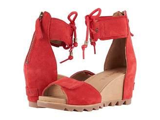 Sorel Joanie Ankle Lace Women's Shoes