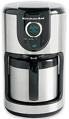 KitchenAid 10-Cup Coffeemaker KCM112