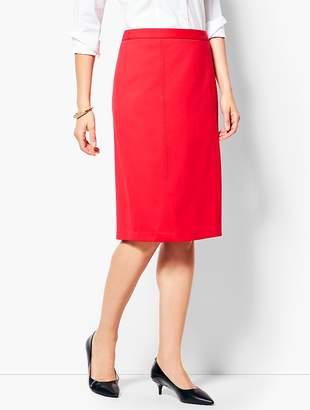 Talbots Ponte Pencil Skirt