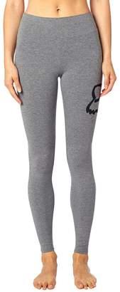 Fox Womens Enduration Legging, Medium, Heather Graphite