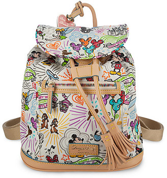 Disney Sketch Backpack by Dooney & Bourke $248 thestylecure.com