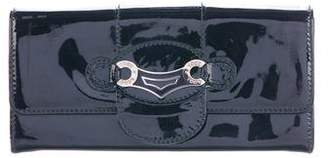 Tod's Patent Leather Wallet
