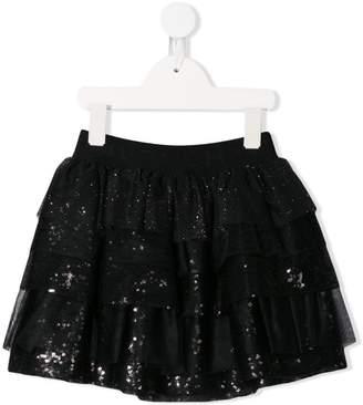 Givenchy (ジバンシイ) - Givenchy Kids スパンコール チュールスカート