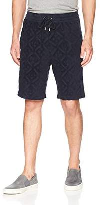 Armani Exchange A|X Men's Geometric Print Shorts