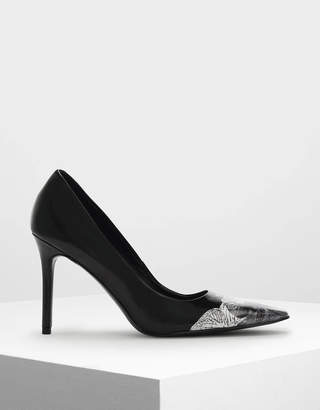 Charles & Keith Classic Pointed Pumps