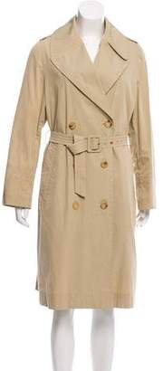 Paul Smith Double-Breasted Trench Coat