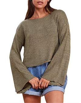 MinkPink Morning Slouchy Knit