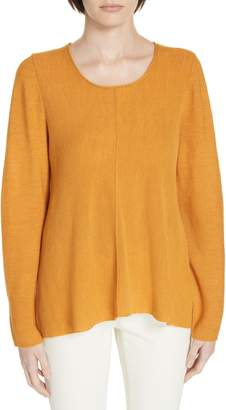 Eileen Fisher Merino Wool Pullover