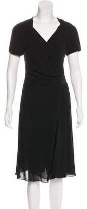Proenza Schouler Silk Midi Dress