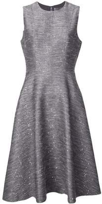 Lela Rose flared dress