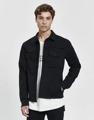 Maison Margiela Gabardine Shirt Jacket