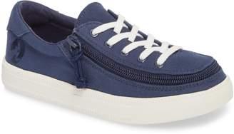 BILLY Footwear Classic Zip Around Low Top Sneaker