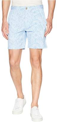 Vineyard Vines 7 Linear Tropic Print Breaker Men's Shorts