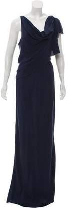 Gryphon Silk Evening Dress