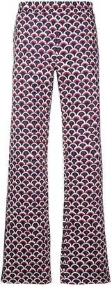 Valentino Garavani Scale printed trousers