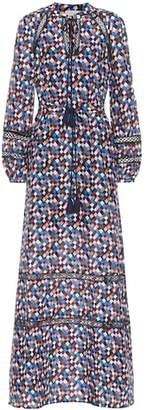 Tory Burch Sonia printed maxi dress