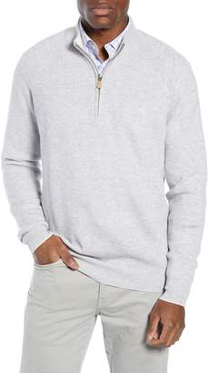 Peter Millar Classic Fit Cashmere & Linen Sweater