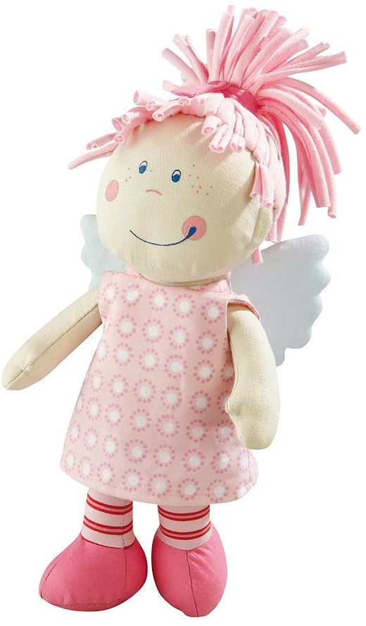HABA Girl Guardian Angel Plush Doll
