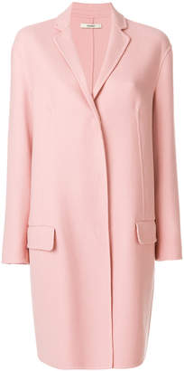 Odeeh classic fitted coat
