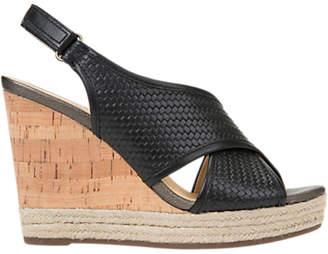 Geox Women's Janira Wedge Heeled Sandals