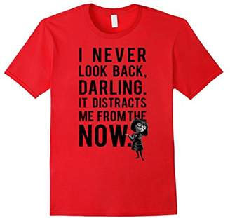 Disney Pixar The Incibles Edna Never Look Back T-Shirt