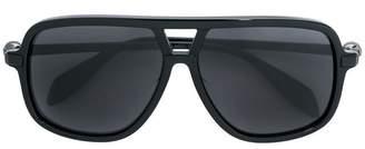 Alexander McQueen Eyewear thick frame sunglasses