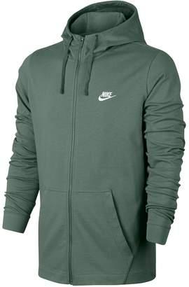Nike Men's Full-Zip Jersey Hoodie